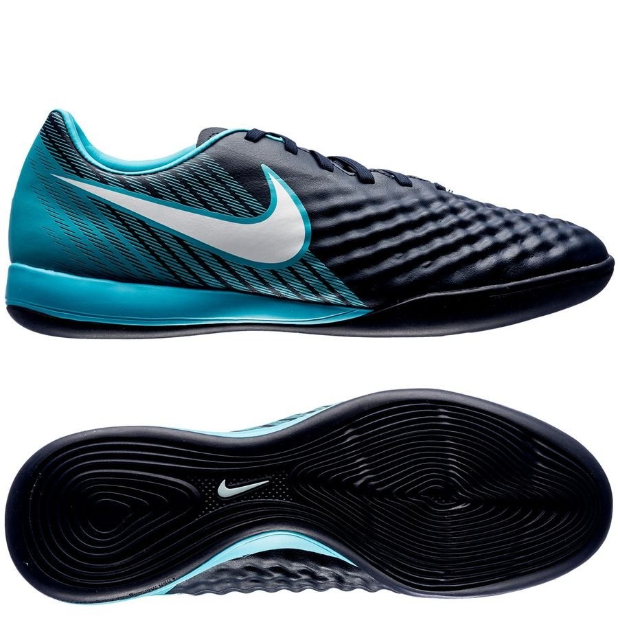 the latest 053df 58a87 ... wholesale nike magistax onda ii ic ice navy hvid blå indendørssko 5ee07  71f33