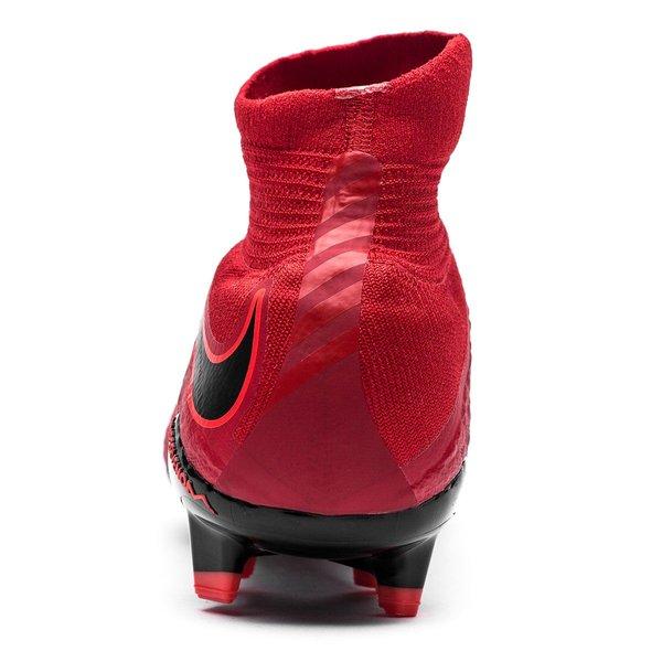 good selling latest discount arriving Nike Hypervenom Phatal 3 DF FG Fire - Rot/Schwarz