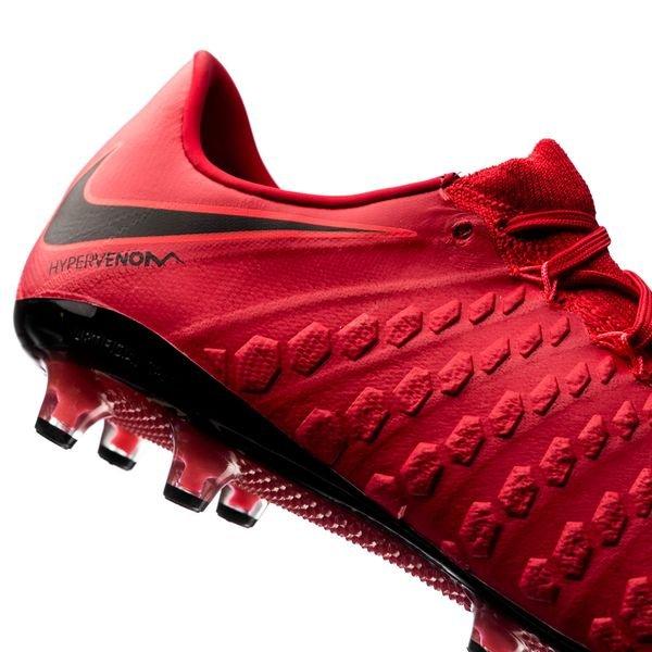 cheap for discount ac859 3f760 Nike Hypervenom Phantom 3 AG-PRO Fire - University Red/Black ...