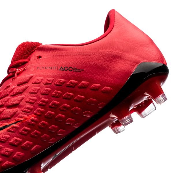 61316280fdc Nike Hypervenom Phantom 3 FG Fire - University Red Black