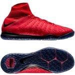 Nike HypervenomX Proximo II DF IC Fire - Rouge/Noir