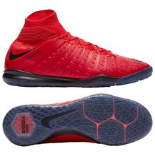 Nike HypervenomX Proximo II DF IC Fire - University Red/Black PRE-ORDER