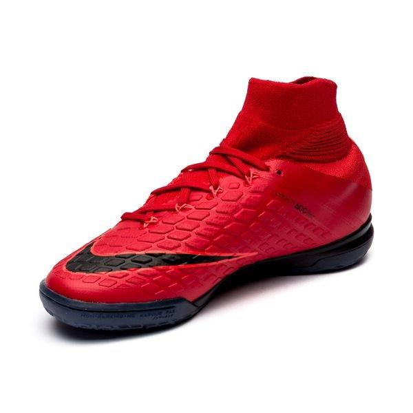 Nike Hypervenomx Proximo Ii Feu Df Ic - Enfants Rouge / Noir avD0H1R