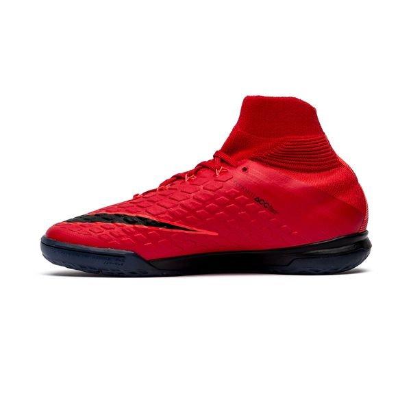 Nike Hypervenomx Proximo Ii Feu Df Ic - Enfants Rouge / Noir QPGc1I4E