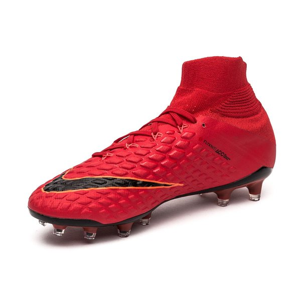 release date: 527b8 845dc Nike Hypervenom Phantom 3 DF FG Fire - University Red/Black ...