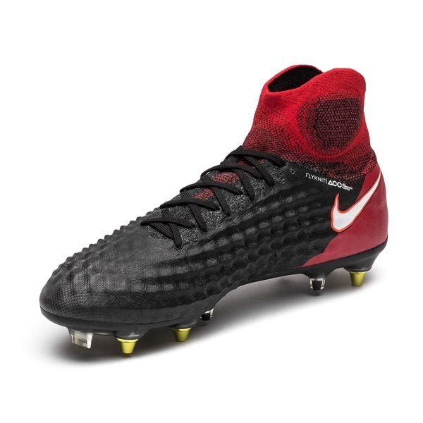 detailed look b596a 11402 ... nike magista obra ii sg-pro anti-clog fire - schwarzweiß ...