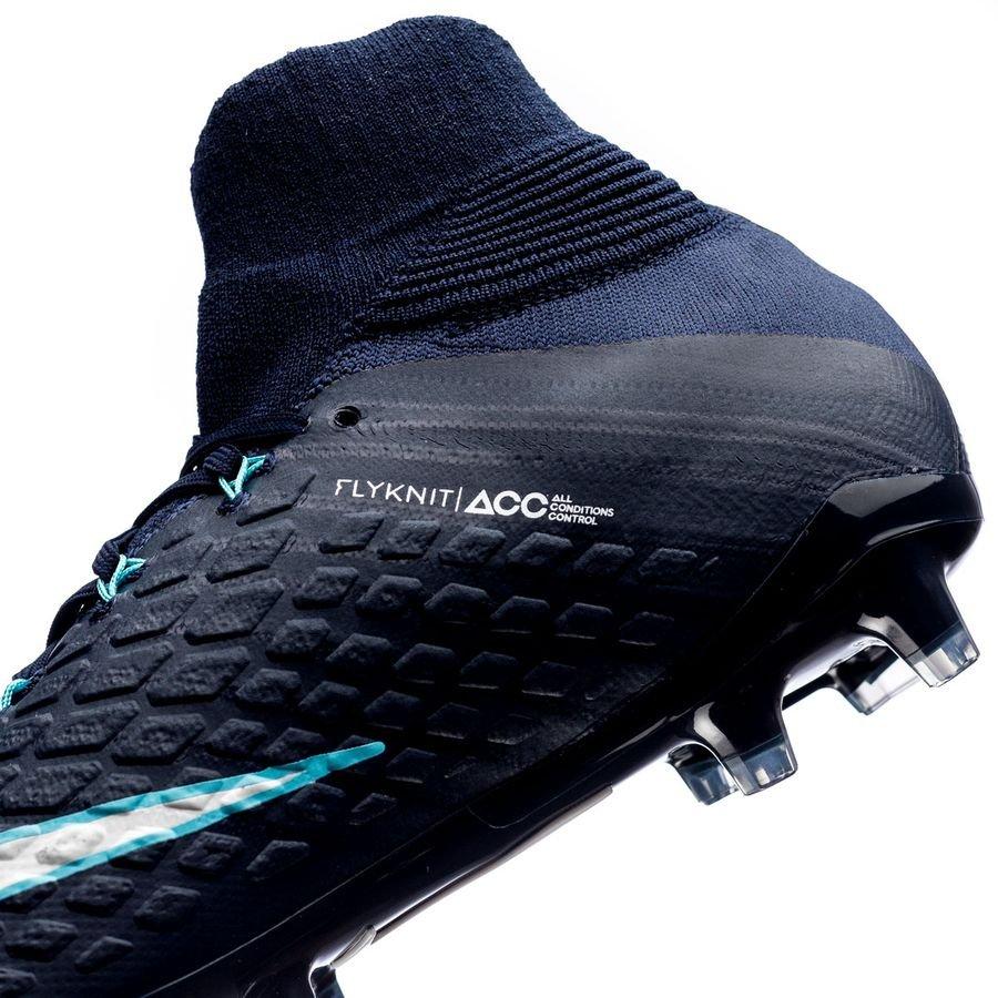 Nike Hypervenom Phantom 3 DF FG Fire & Ice Obsidian