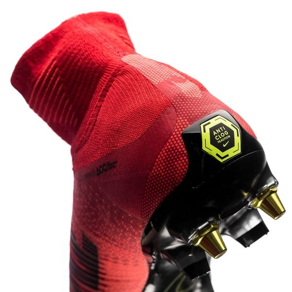 a19ae31915bb6 Nike Mercurial Superfly V SG-PRO Anti-Clog Fire - University Red/Black