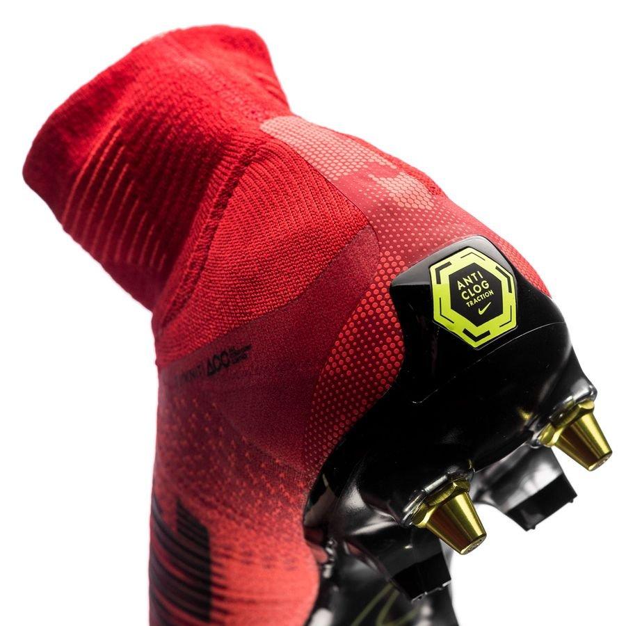 b156c6044f1 Nike Mercurial Superfly V SG-PRO Anti-Clog Fire - University Red Black