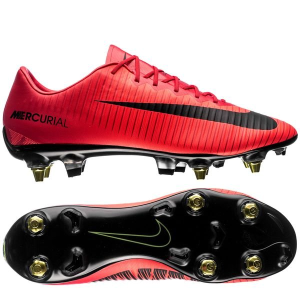 buy online 75d5c b5ff1 Nike Mercurial Vapor XI SG-PRO Anti-Clog Fire - University ...