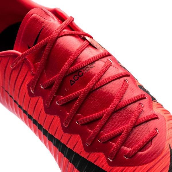 86c7887872b Nike Mercurial Vapor XI SG-PRO Anti-Clog Fire - University Red Black ...