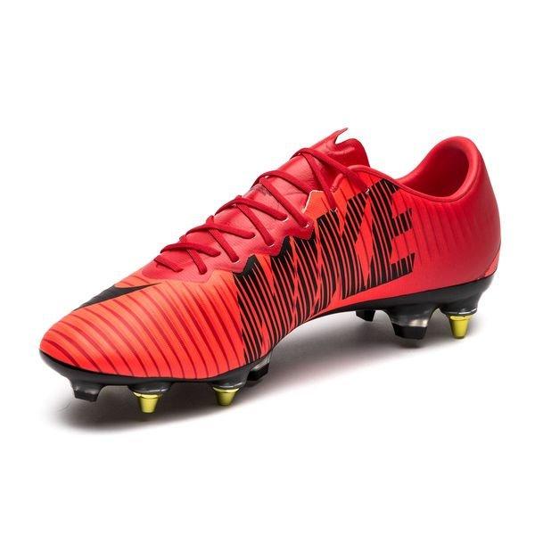 8d7ddfe89 Nike Mercurial Vapor XI SG-PRO Anti-Clog Fire - University Red Black ...