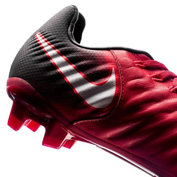 d61390cbf Nike Tiempo Legend 7 FG Fire - University Red White Black Kids