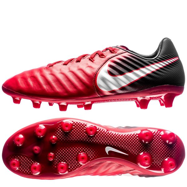 6054da9adf361 Nike Tiempo Legacy III AG-PRO Fire - University Red White Black ...