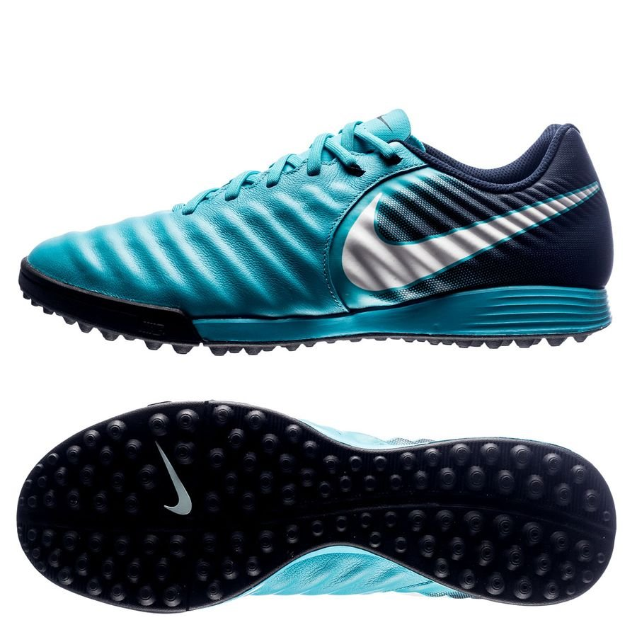 new style 83e49 e5979 nike tiempox ligera iv tf ice - gamma bluewhiteobsidian - football boots  ...