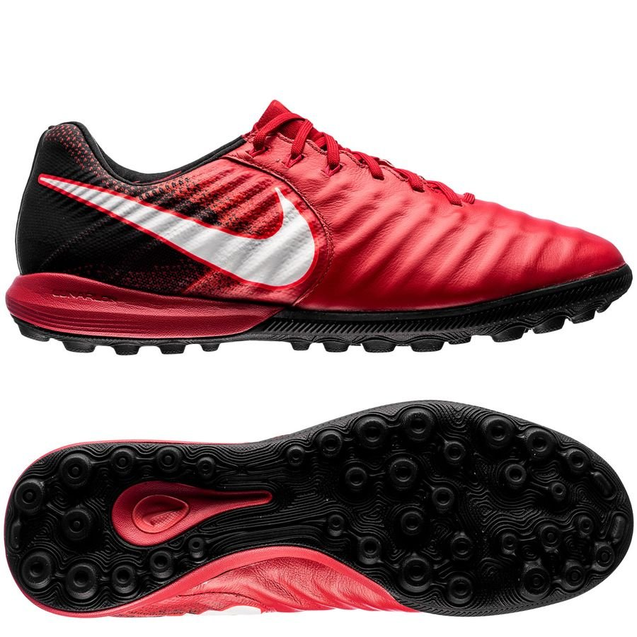 293029d722 ... nike tiempox proximo ii tf fire university red white black football  boots