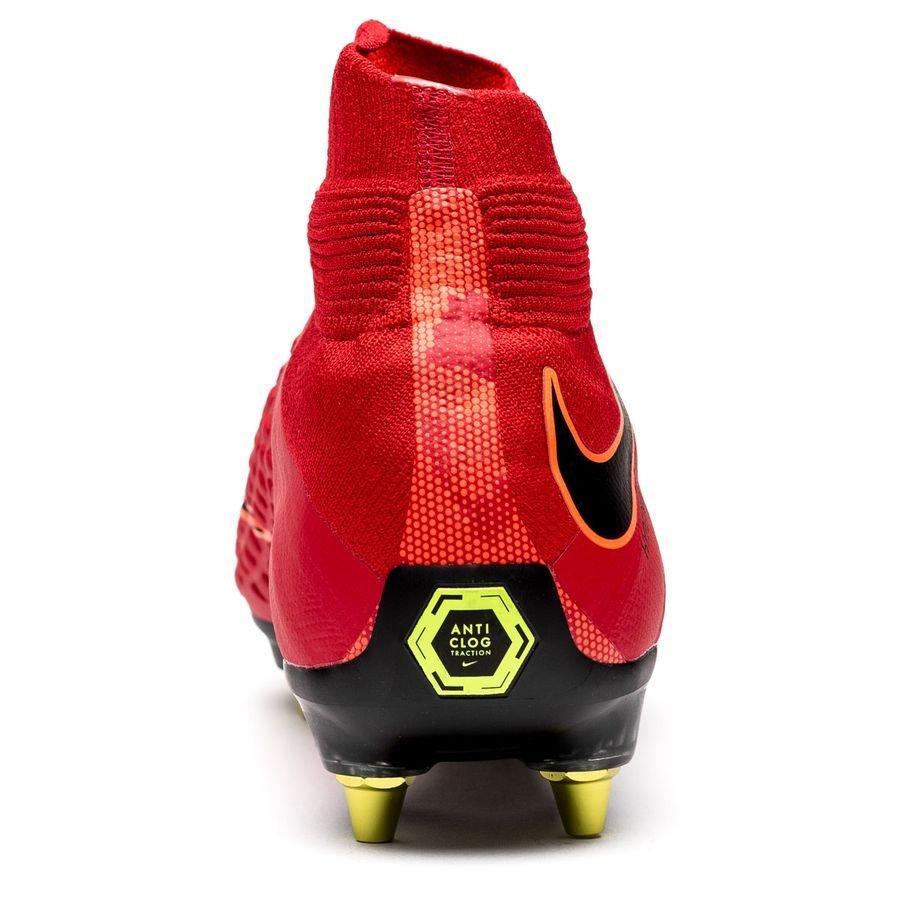 03ee7e566a8 Nike Hypervenom Phantom 3 DF SG-PRO Anti-Clog Fire - University Red Black