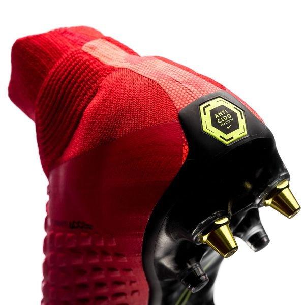 a31ac2a85e8 Nike Hypervenom Phantom 3 DF SG-PRO Anti-Clog Fire - University Red ...