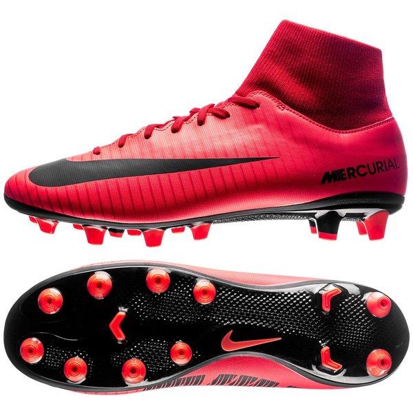 elegante Super carino vendita online Nike Mercurial Victory VI DF AG-PRO Fire - University Red/Black ...