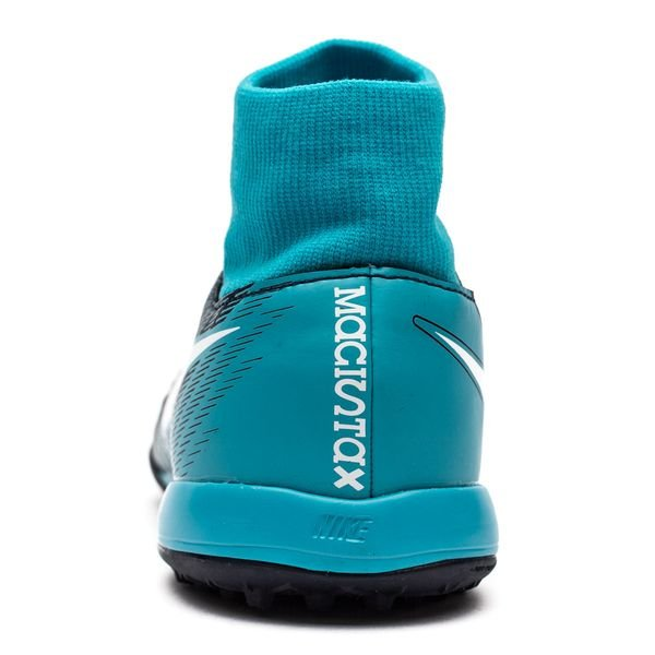 best sneakers 252db a6e62 Nike MagistaX Onda II DF TF Ice - Obsidian White Gamma Blue Kids
