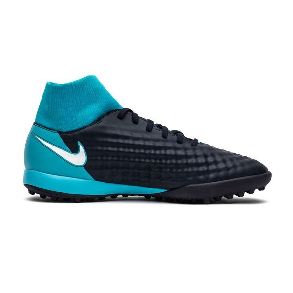 cheap for discount 078c7 6bae6 Nike MagistaX Onda II DF TF Ice - Obsidian White Gamma Blue