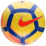 Nike Fußball Ordem V Hi-Vis Premier League - Gelb/Lila/Rot
