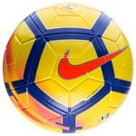 Nike Fußball Ordem V Hi-Vis La Liga - Gelb/Lila/Rot