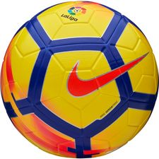 Nike Football Ordem V Hi-Vis La Liga - Yellow/Purple/Crimson