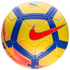 Nike Fodbold Ordem V Hi-Vis Serie A - Gul/Lilla/Rød