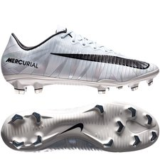 Nike Mercurial Vapor XI CR7 Chapter 5: Cut to brilliance FG - Blau/Schwarz/Weiß