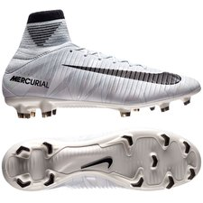 Nike Mercurial Veloce III DF CR7 Chapter 5: Cut to brilliance Blå/Sort/Hvid