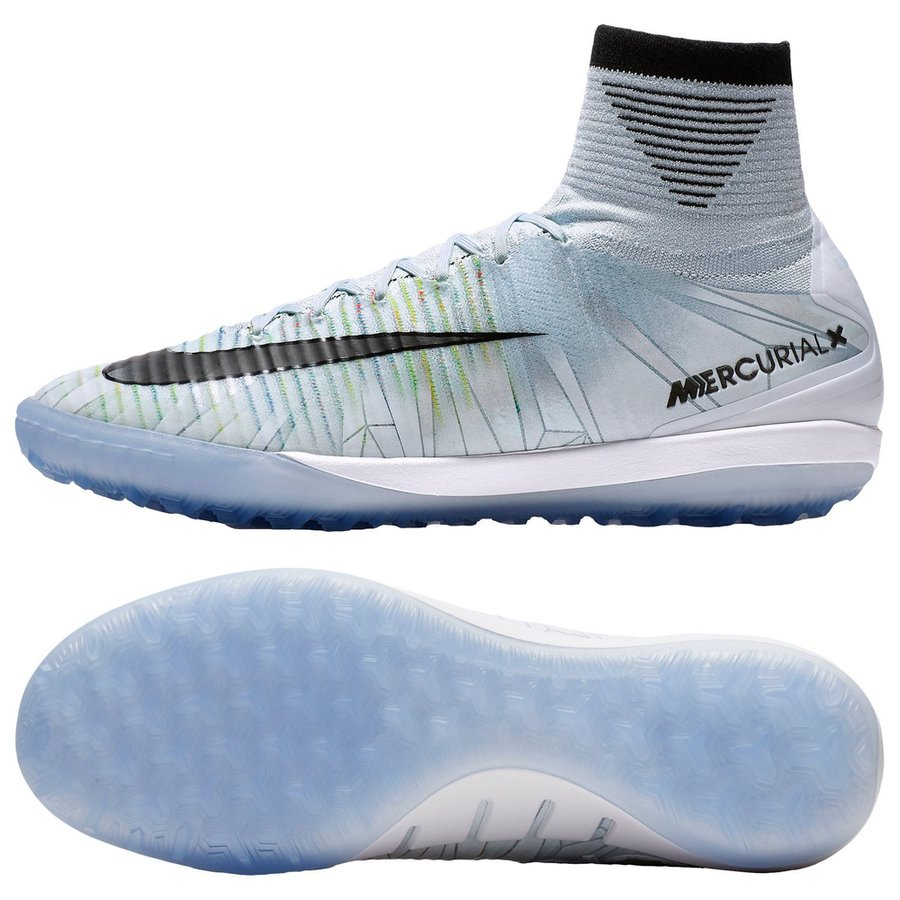 promo code 538d9 c0ae9 nike mercurialx proximo df ii cr7 chapter 5 cut to brilliance tf - blue  tint ...