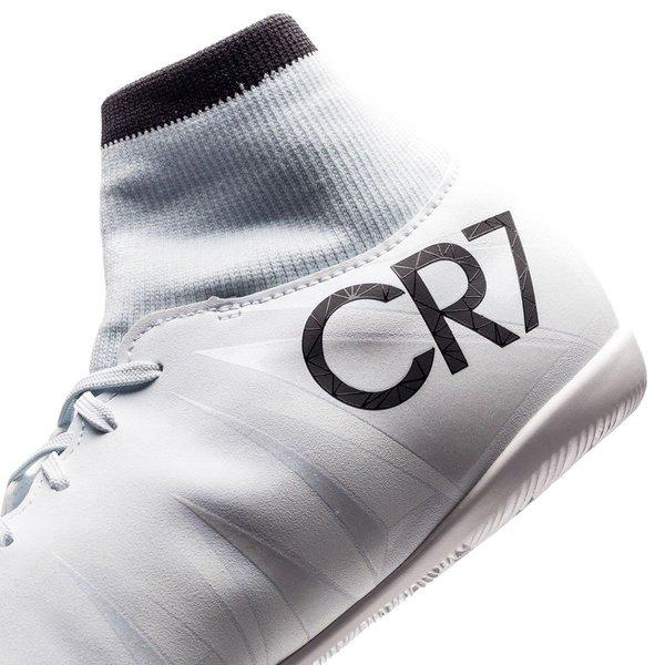 Nike Mercurialx Victoire Vi Df Cr7 Chapitre 5: Coupé À La Brillance Ic - Enfants Bleu / Noir / Blanc VdA0NixVm