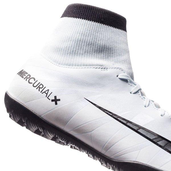 Nike Mercurialx Victoire Vi Df Cr7 Chapitre 5: Coupé À La Brillance Ic - Enfants Bleu / Noir / Blanc z920AKfNxp