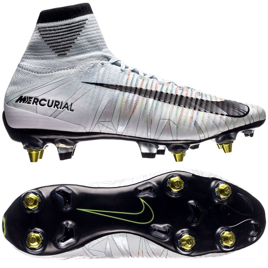 psicología terciopelo Hacer  Nike Mercurial Superfly V CR7 Chapter 5: Cut to brilliance SG-PRO Anti-Clog  - Blue Tint/Black/White | www.unisportstore.com