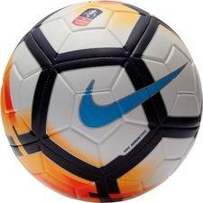 Image of   Nike Fodbold Strike FA Cup - Hvid/Orange/Blå