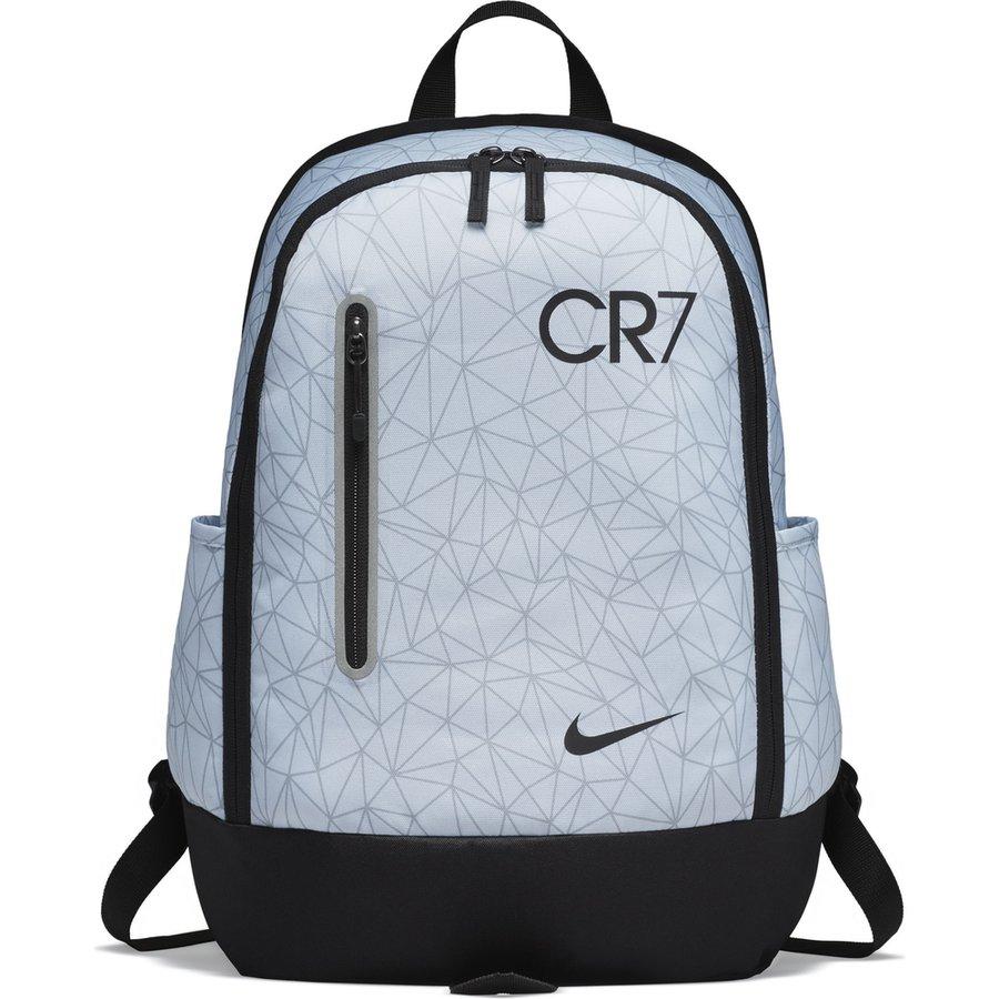 nike ryggsäck cr7 chapter 5  cut to brilliance - grå svart barn - väskor ... 04fd5cc76a723