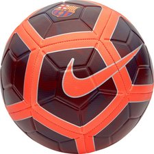 Image of   Barcelona Fodbold Strike - Bordeaux/Orange