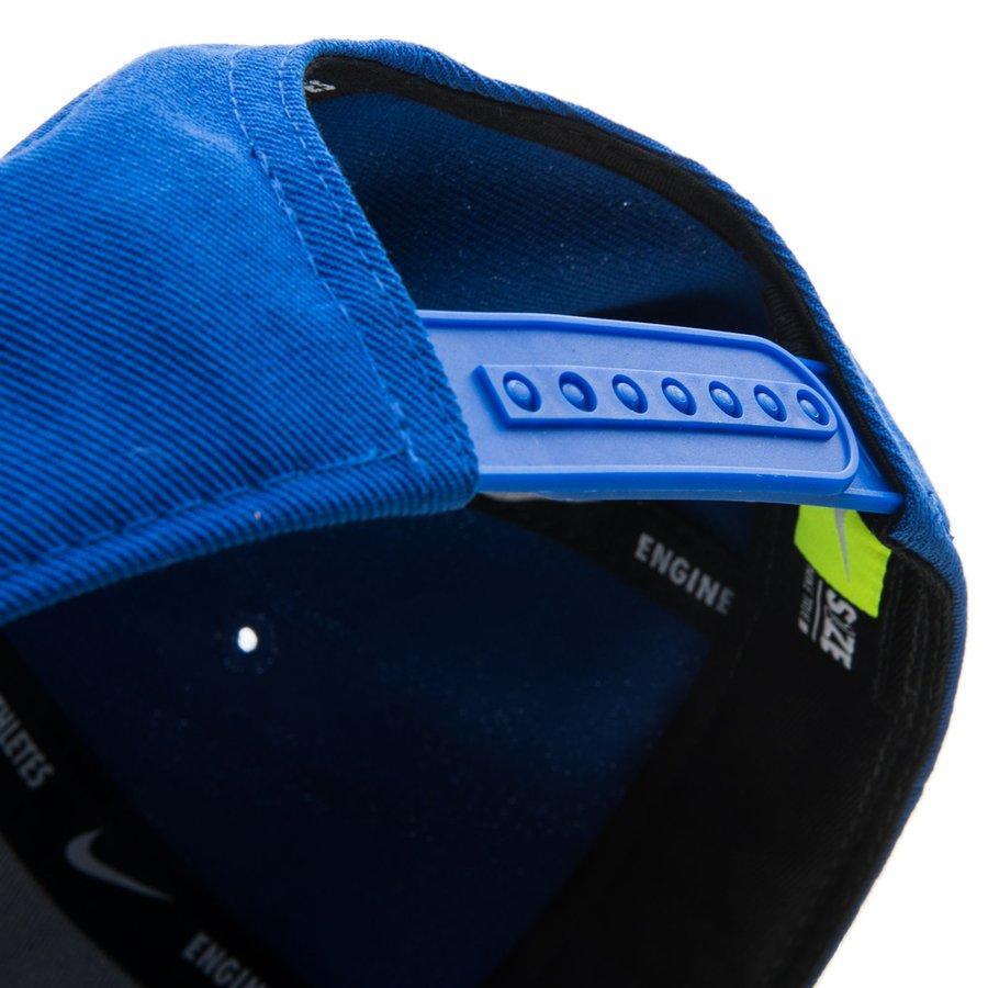 chelsea cap snapback true core - rush blue white - caps 1cb5ec4045e1