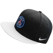 Image of   Paris Saint-Germain Kasket Snapback Core - Sort/Grå
