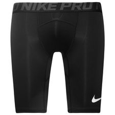 nike pro compression tights - sort/grå/hvid - baselayer