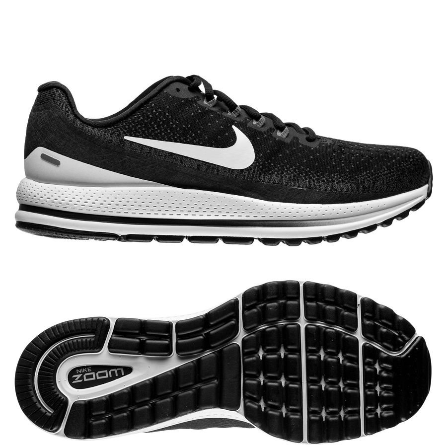 sports shoes 0b39e 94a43 nike air zoom vomero 13 - svart vit grå - löparskor ...