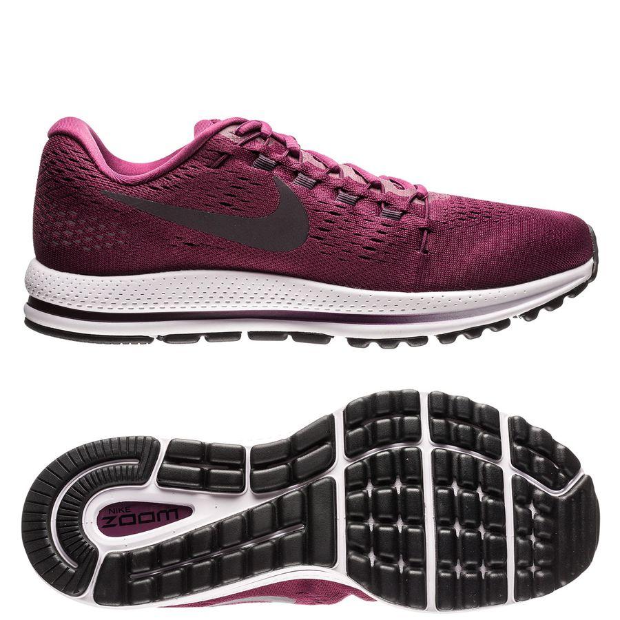 Nike 12 Air Zoom Vomero 12 Nike Rouge Bordeaux Blanc Femme fc4978