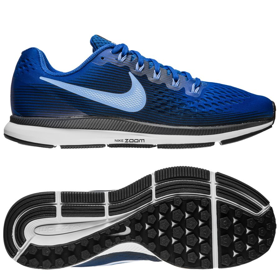 Nike Running Chaussure Air Zoom Pegasus 34 Royal Pulse/Obsidian www