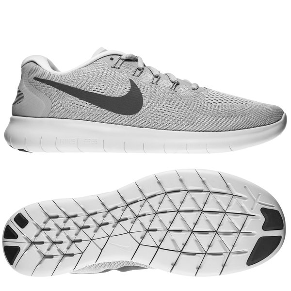 official photos 854f6 4b07a nike free rn 2017 - wolf grey women - running shoes ...