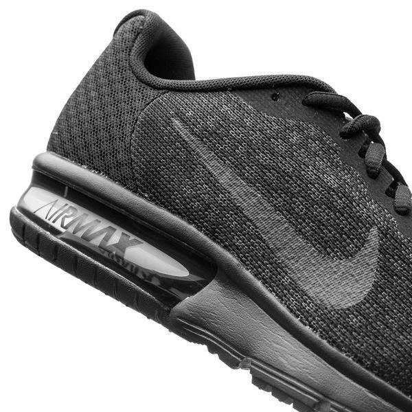 23f95a5d4d6 Nike Air Max Sequent 2 - Zwart Grijs Kinderen 7
