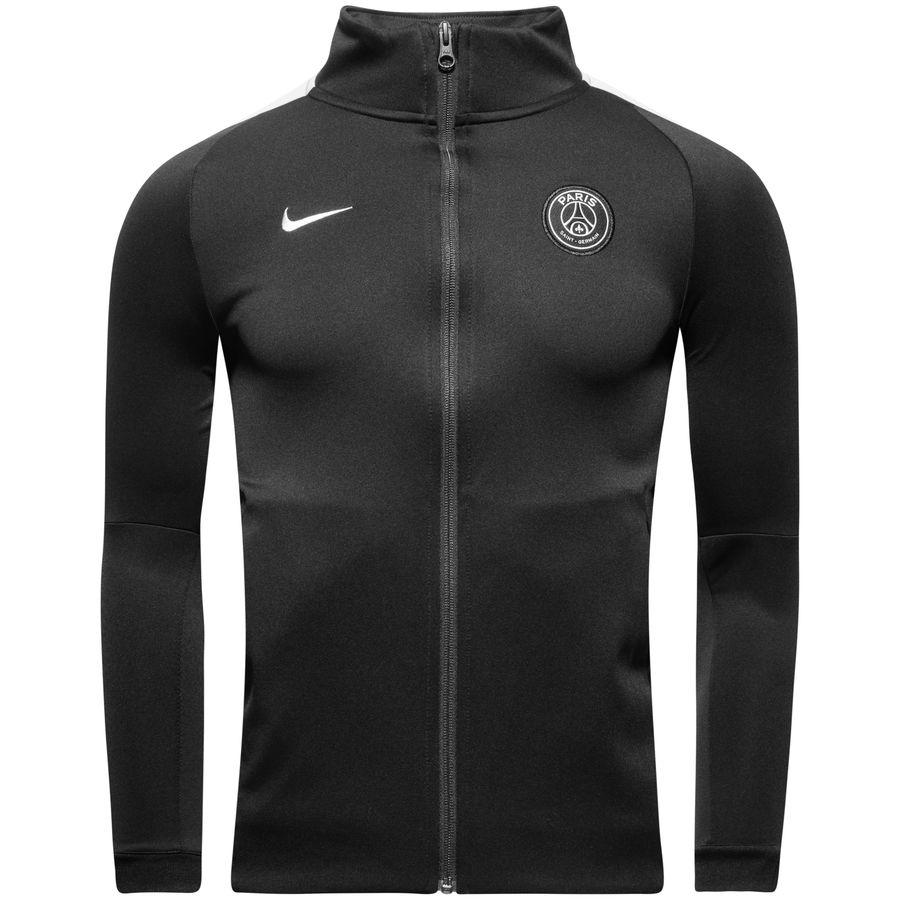 b0a5f9a72b4b paris saint-germain trainingsjacke nsw authentic - schwarz grau kinder -  trainingsjacken ...