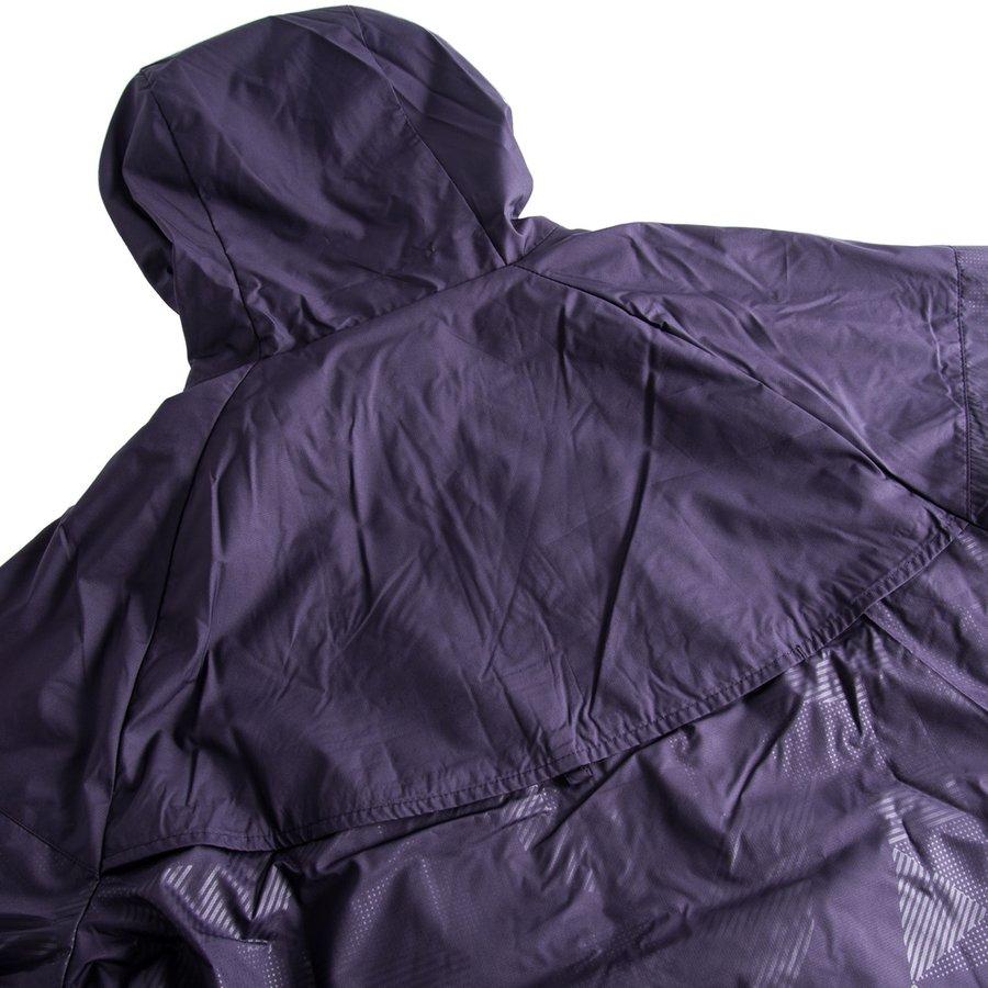17f4e1e6ff tottenham windrunner woven authentic - purple dynasty opti yellow - jackets