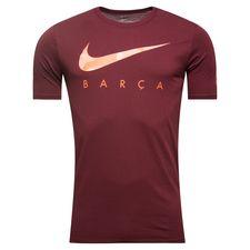 barcelona t-shirt preseason - bordeaux - t-shirts