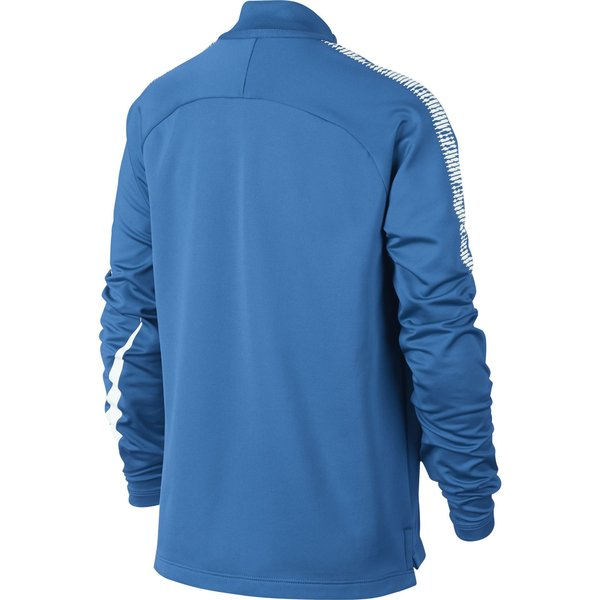 Nike Training Shirt Dry Squad Drill Italy Blue White